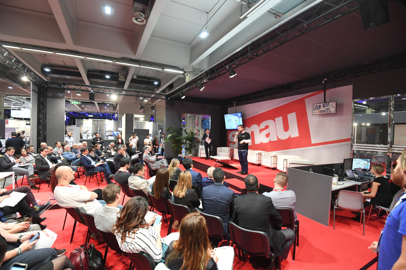Innovation meets business: inaugurata l'edizione 2019 del Roadshow Smau