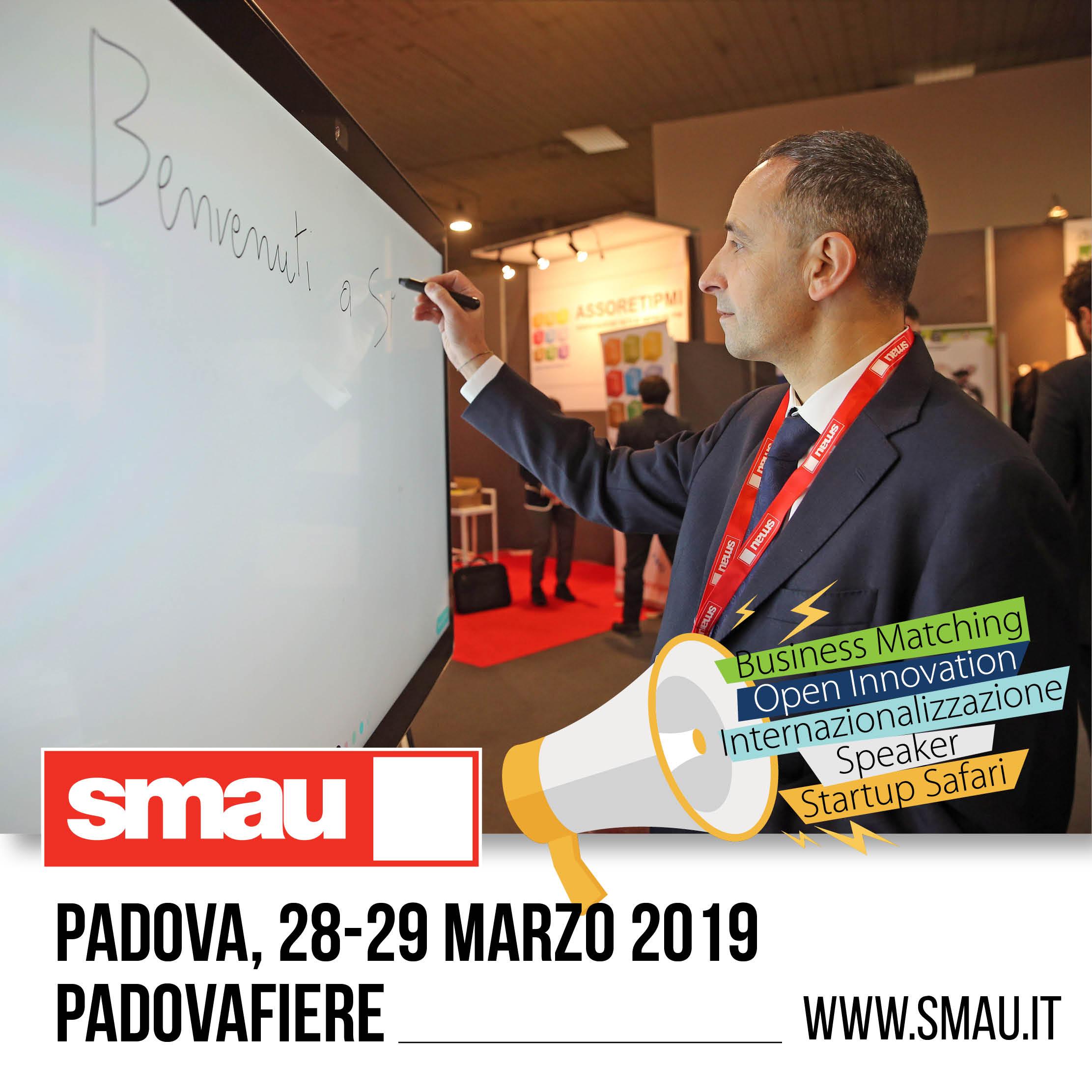 A Smau Padova uno sguardo verso il futuro per le imprese del Nordest
