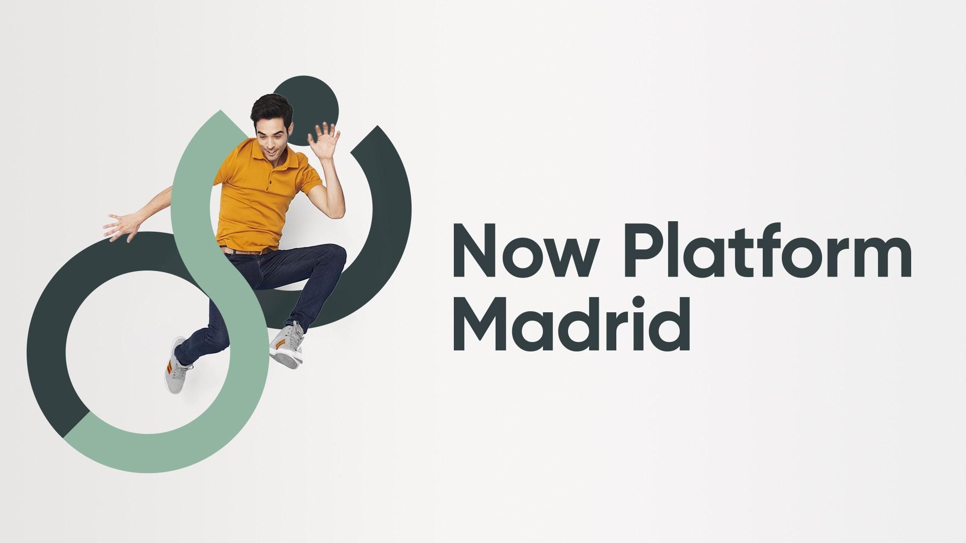Con ServiceNow Madrid arriva l'esperienza Mobile First
