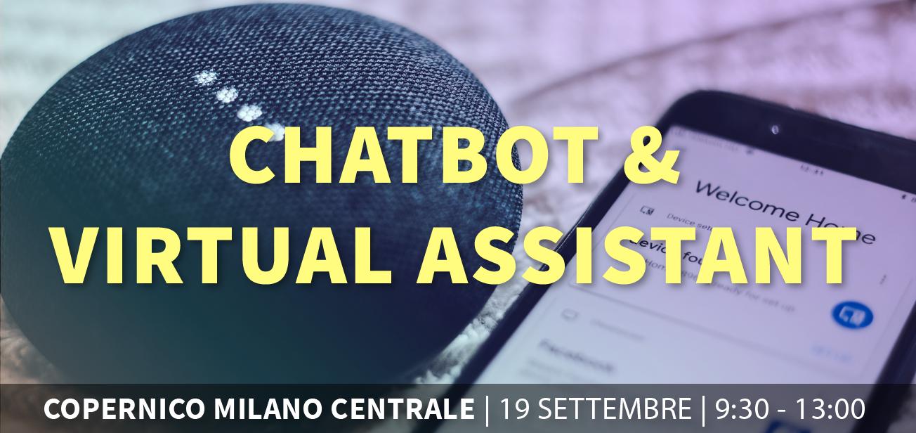 Chatbot & Assistenti Virtuali – Quarta Edizione