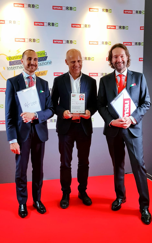 Up Day riceve il Premio Innovazione a SMAU Bologna