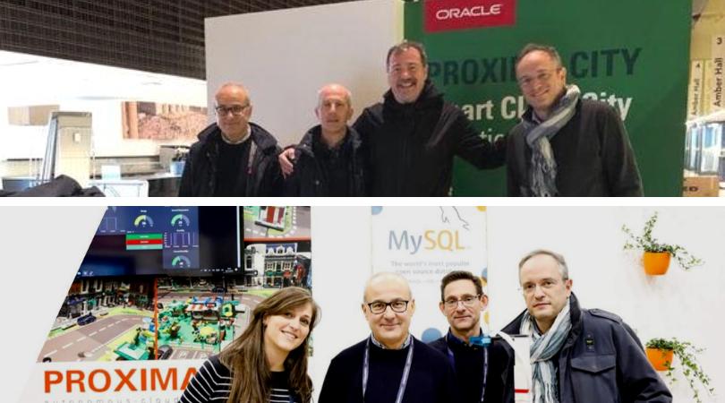 Proxima Smart City di Oracle vince il premio Palo Alto
