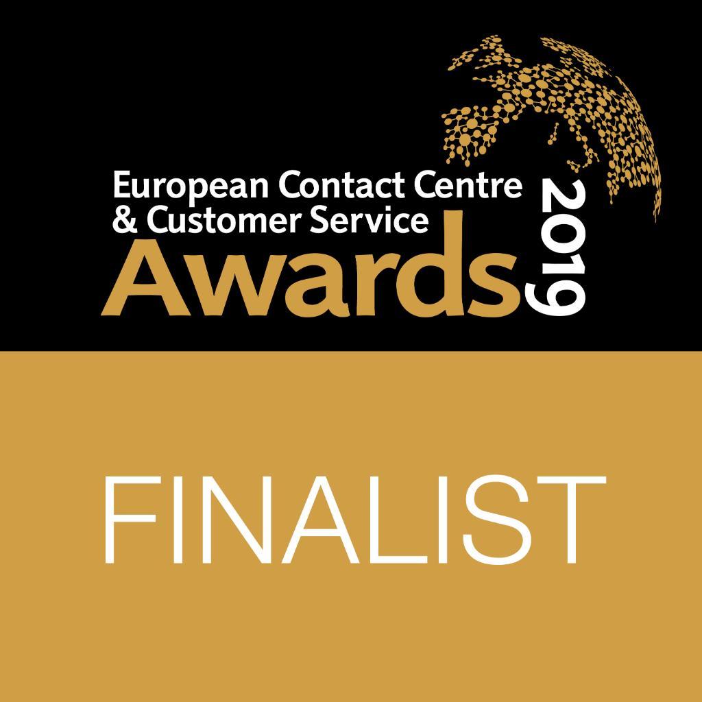 Annunciati i finalisti degli ECCCSA 2019