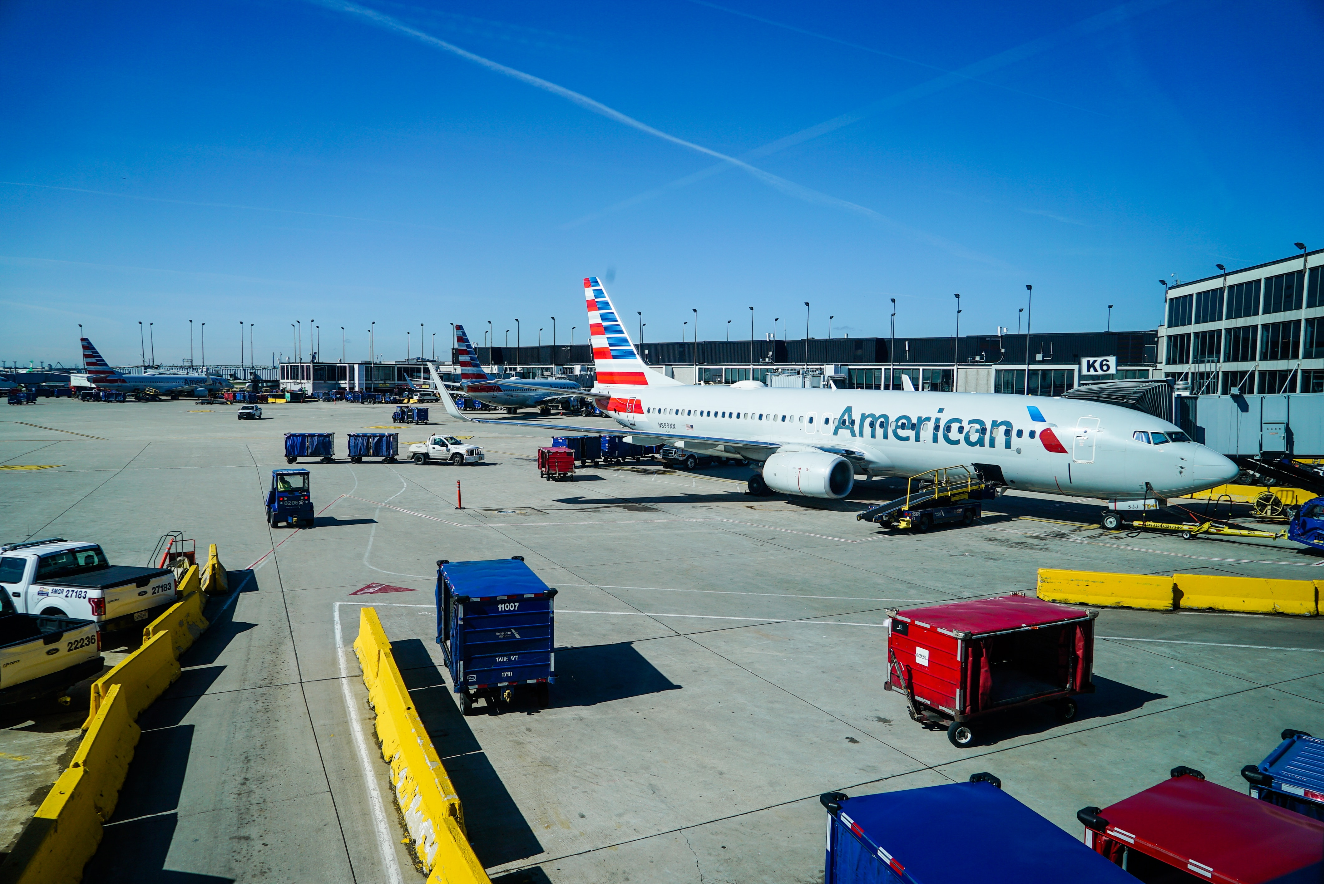 Al JFK di New York arriva l'autoimbarco biometrico