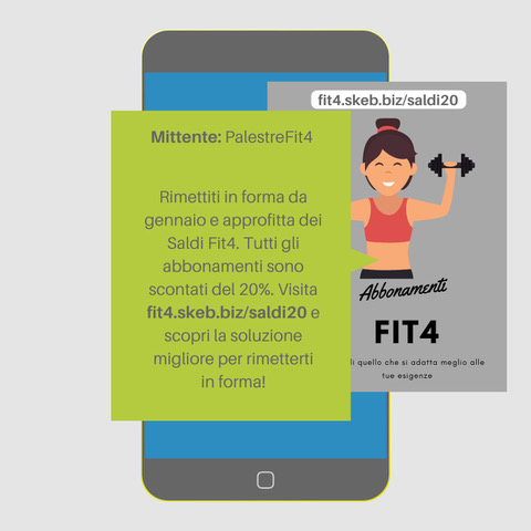 Skebby presenta gli SMS con landing page, per una brand communication più efficace