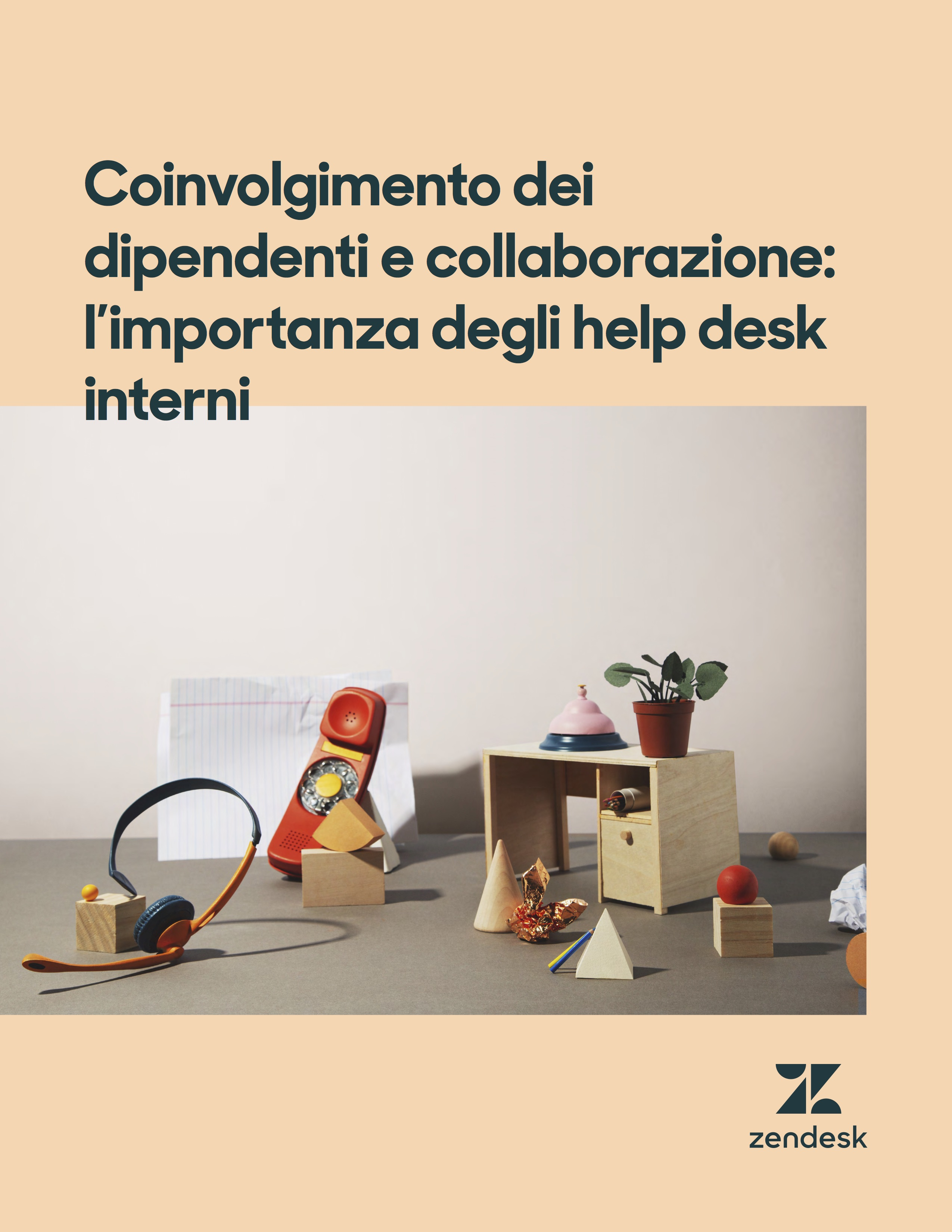 Employee Experience Trends Report – Zendesk