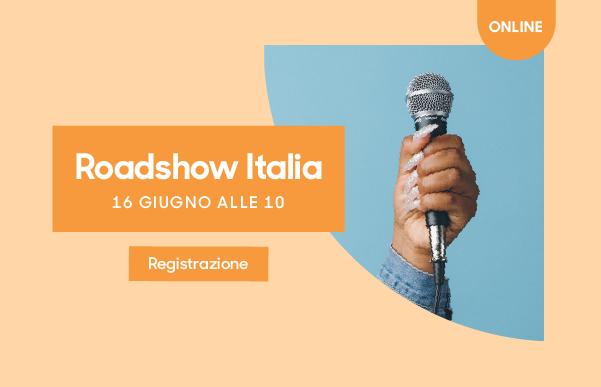 Zendesk Roadshow Italia, la prima edizione interamente online