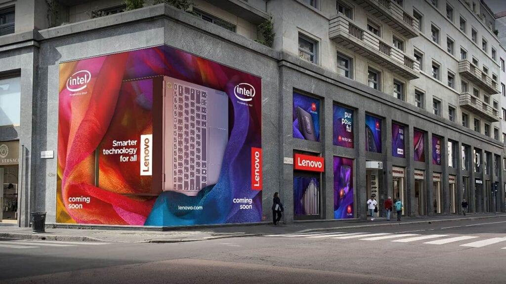 Aprirà a Milano il primo concept store di Lenovo