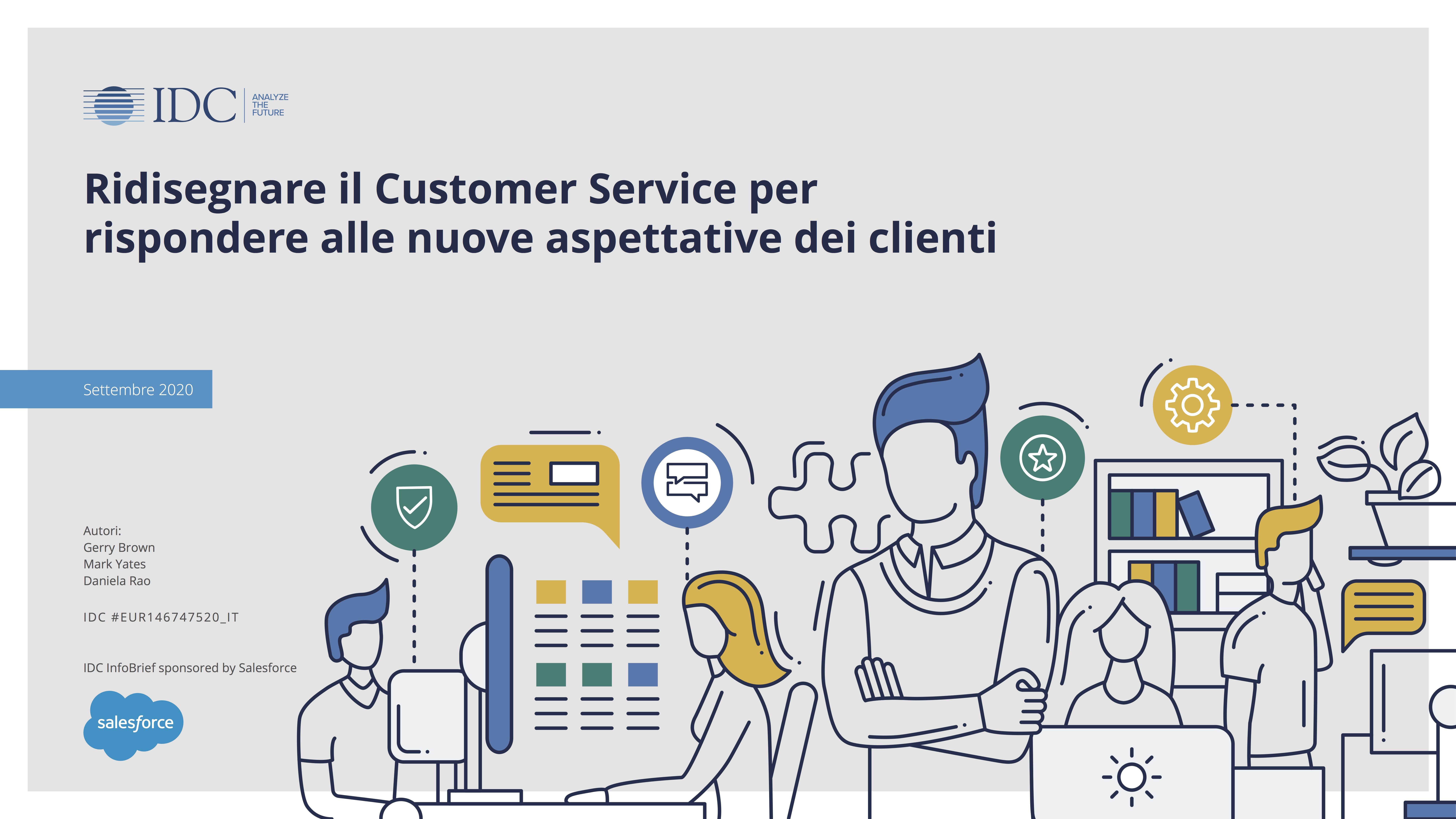 Customer Service di nuova generazione: intervista a Alessandro Catalano