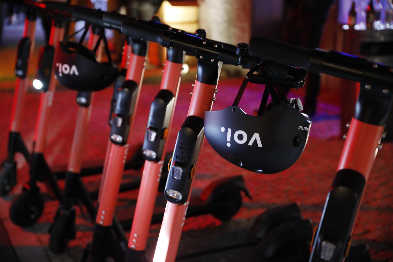 Siglata partnership tra Luna e Voi Technology per una smart mobility