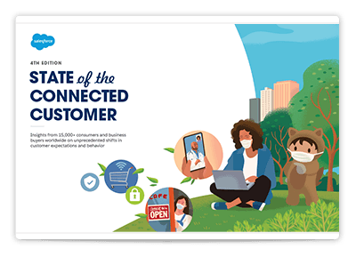 Salesforce presenta la ricerca State of Connected Customer 2020