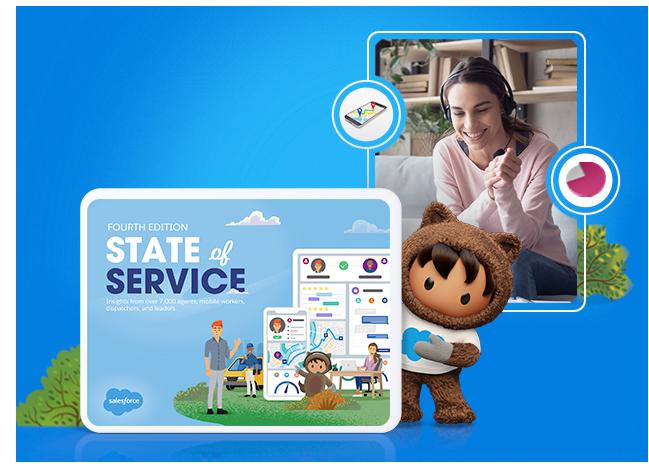 Salesforce State of Service arriva alla quarta edizione