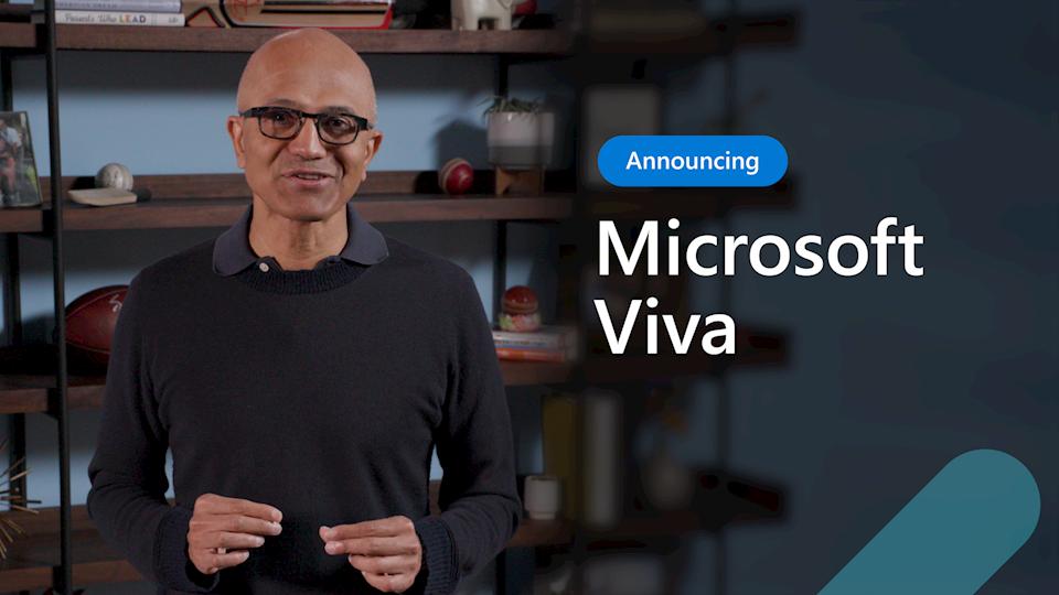 Arriva Microsoft Viva,la nuova piattaforma di Employee Experience
