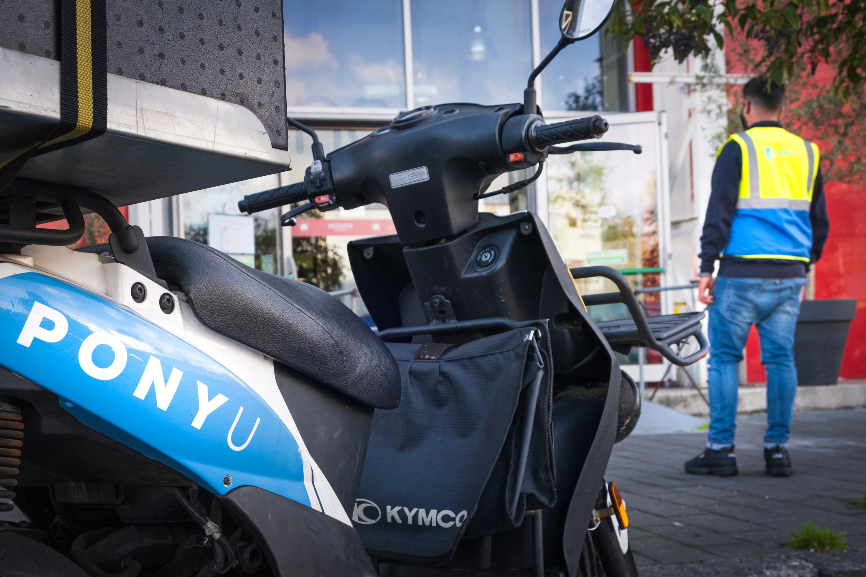 PonyU è il servizio di consegna dell'ultimo miglio per gli ecommerce