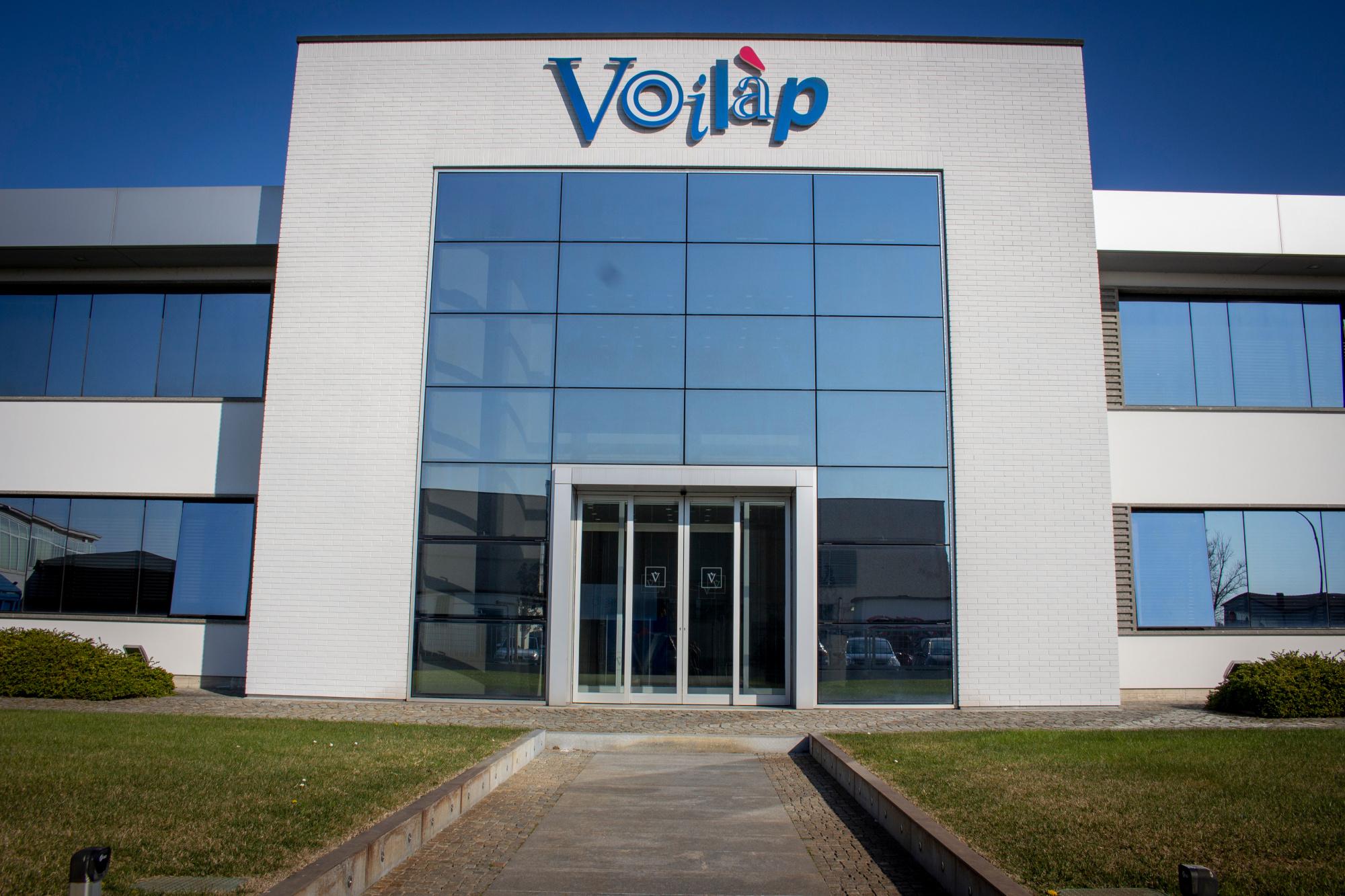 Voilàp reinventa gli spazi dei suoi showroom per coinvolgere meglio i visitatori